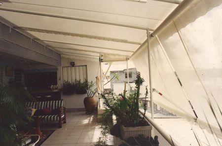 Protection de terrasse